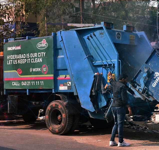 Smart Solid Waste Management
